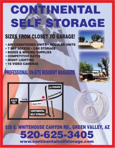 Continental Self Storage