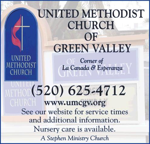 United Methodist Church of Green Valley